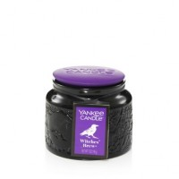 Witches' Brew Ceramic Jar Candle