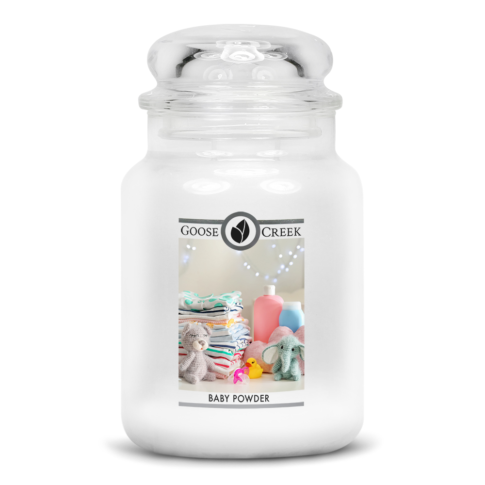 Baby Powder Goose Creek Large Jar