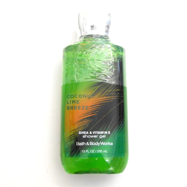 Coconut Lime Breeze Shower Gel