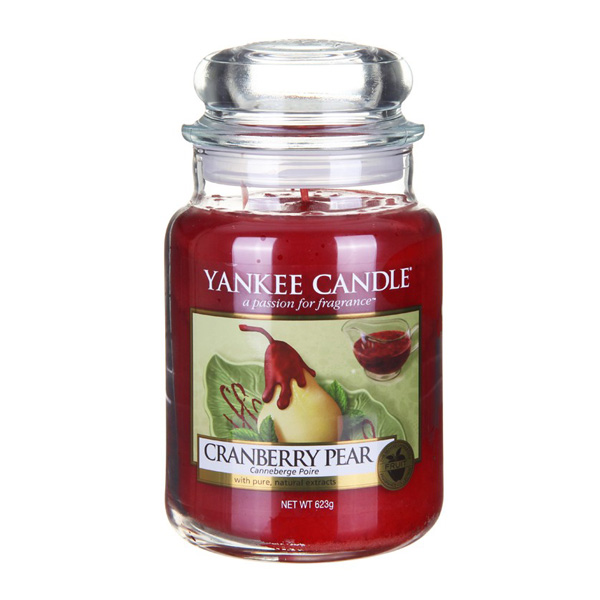 Cranberry Pear Large Jar