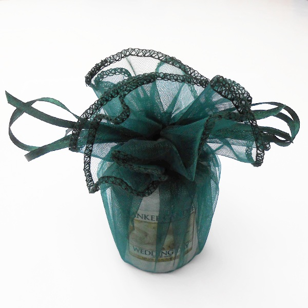 Wedding Favour - Dark Green - Medium