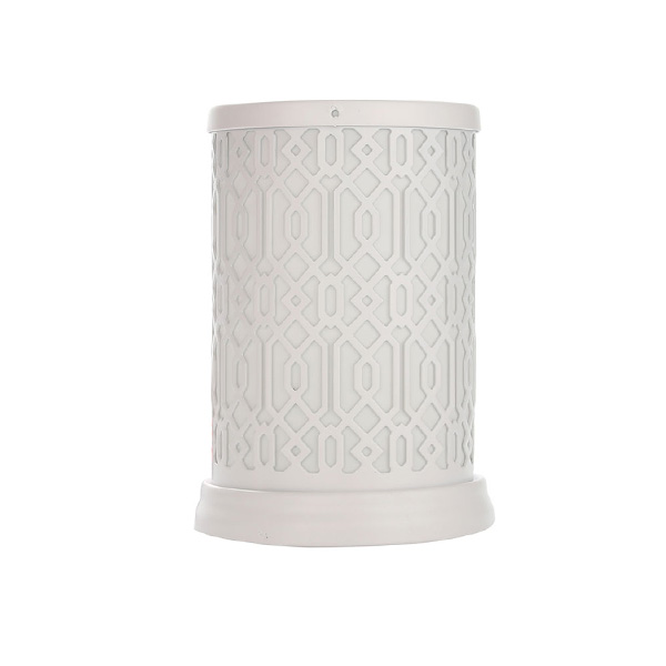 Gallery White Electric Wax Melt Burner