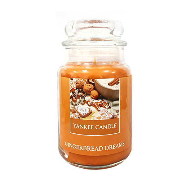 Gingerbread Dream Large Jar