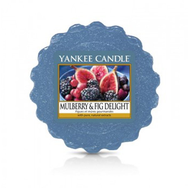 Mulberry & Fig Delight Wax Tart