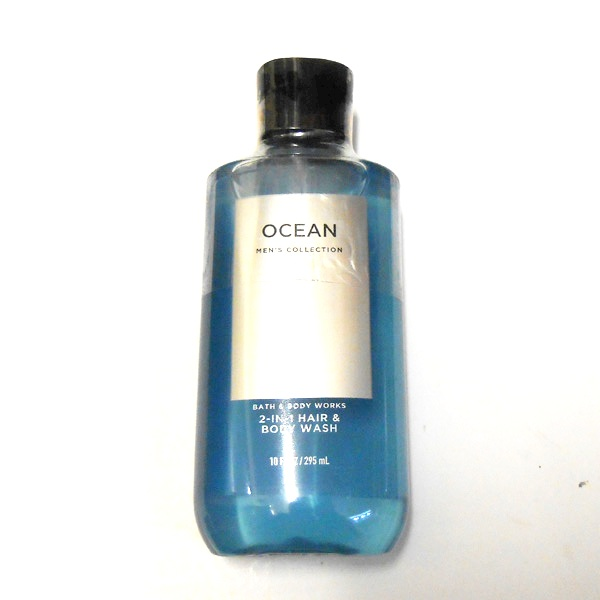 Ocean 2 In 1 Hair & Body Wash