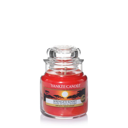 Serengeti Sunset Small Jar