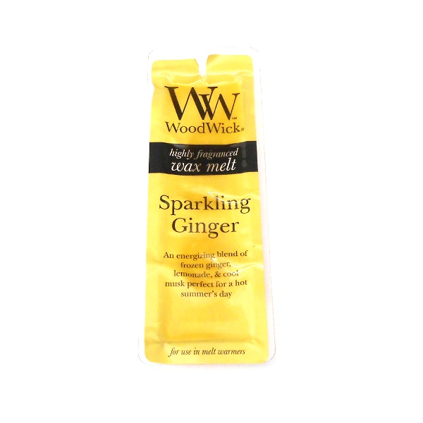Sparkling Ginger Woodwick Wax Melt