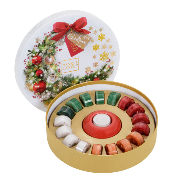 Wreath Tealight Gift Set