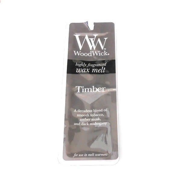 Timber Woodwick Wax Melt