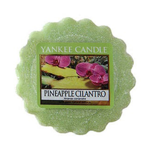 Pineapple Cilantro Wax Tart