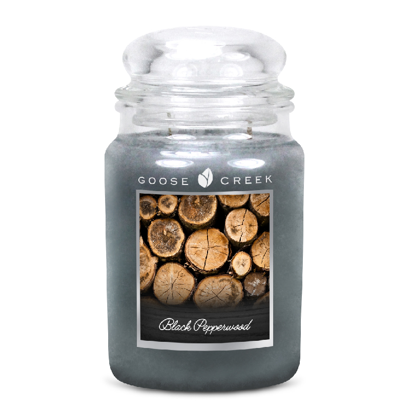 Black Pepperwood 19oz Large Jar