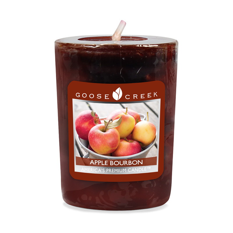 Apple Bourbon Votive