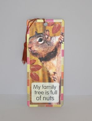 Squirrel - My family tree...