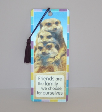 Meerkats - Friends are the family...