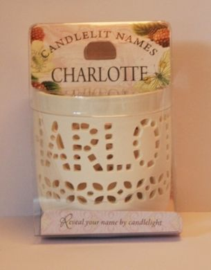 Charlotte Tealight Holder