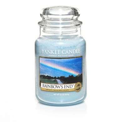 Rainbows End Large Jar