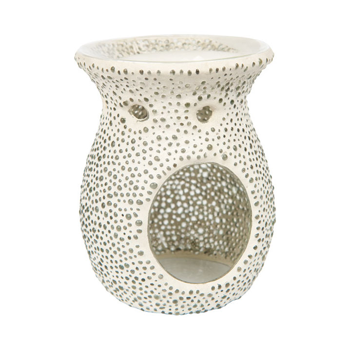 Glass Bubble Mosaic Wax Burner