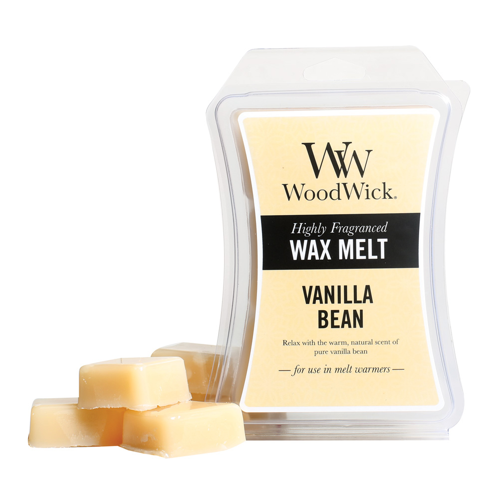 Vanilla Bean Hourglass Wax Melt